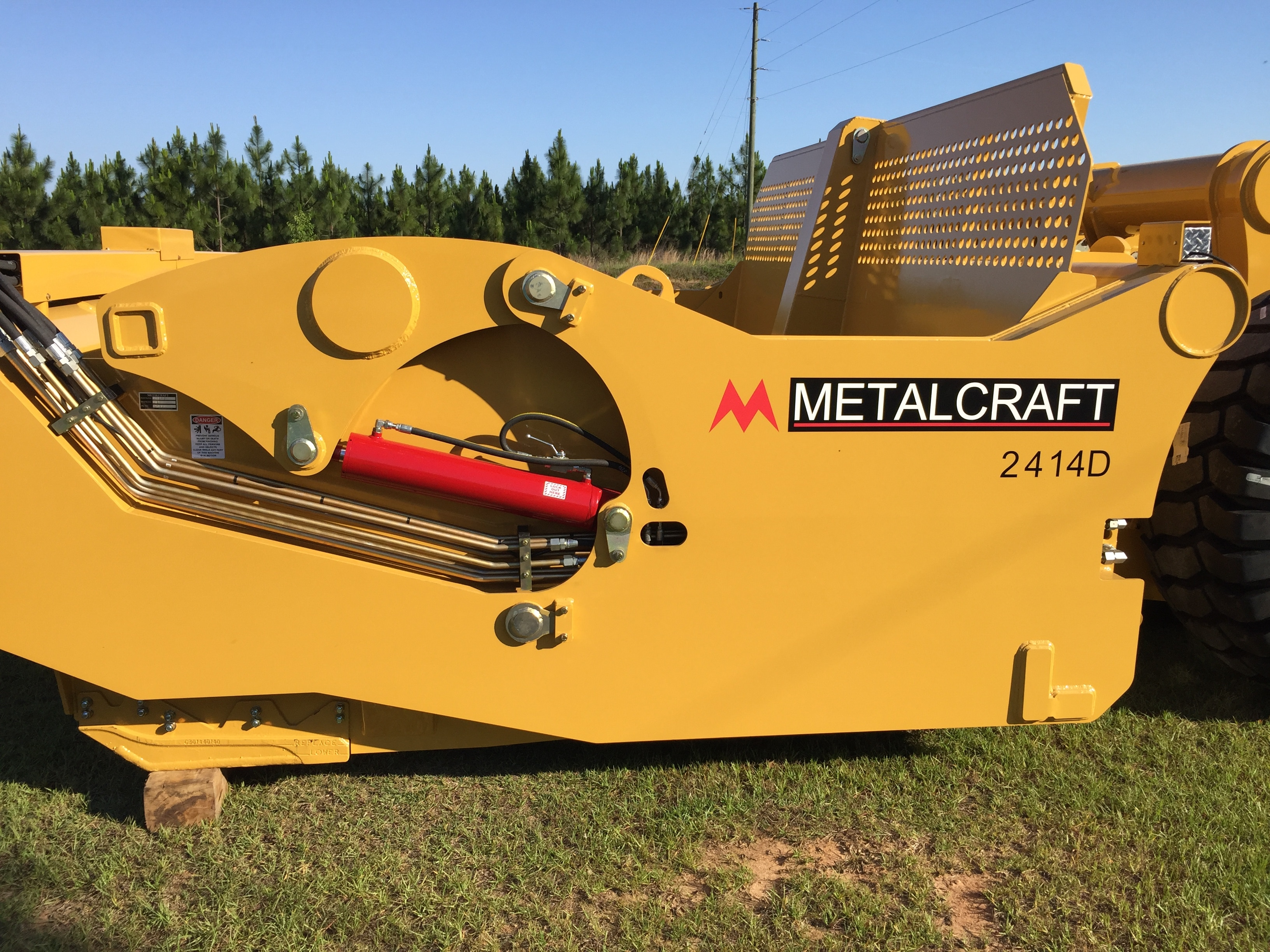 Equipment - Metalcraft Scrapers